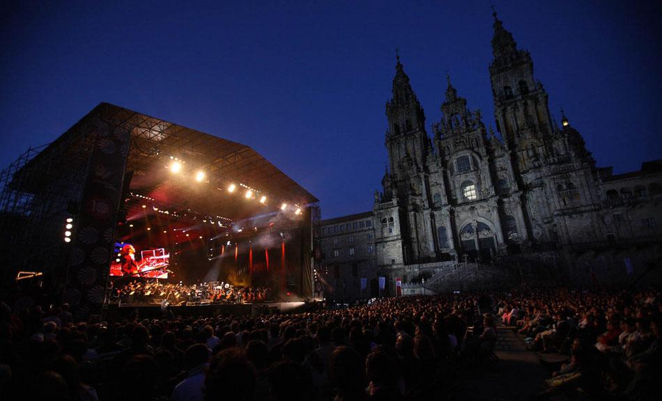 Concerto Carlos Núñez e Orquestra Sinfónica de Galicia